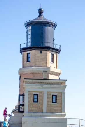 A light house near Two Horbers