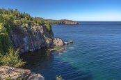 Lake superior cost near Two Harbors